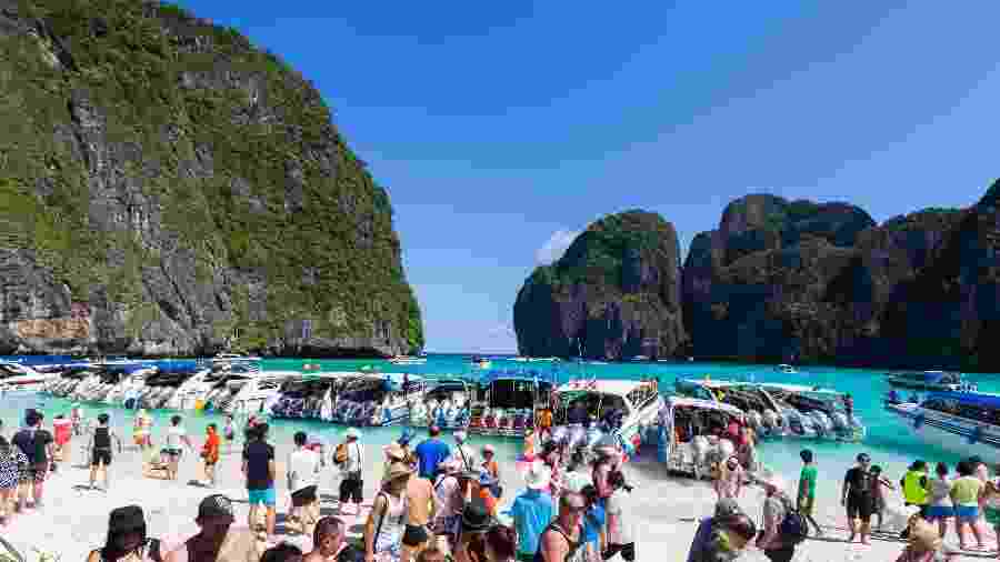 Tailândia  - (Diego Delsio/Wikimedia Commons