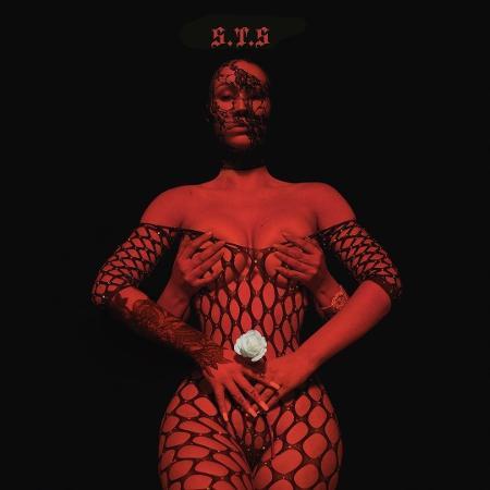 Iggy Azalea na capa de seu novo EP - Divulgação