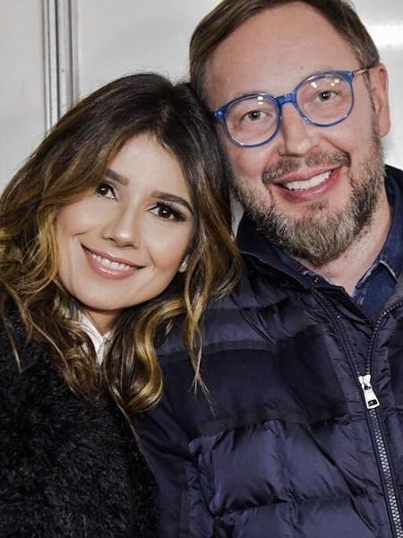 Paula Fernandes confirma fim do seu namoro com Claudio Mello - Reprodução/Instagram