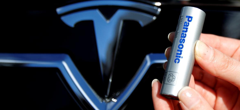 Baterias da Tesla com menos cobalto oferecem vantagem de custo - Yuya Shino/Reuters