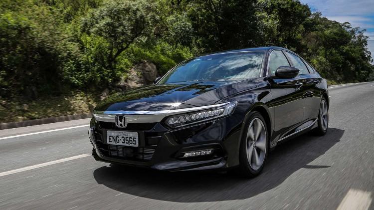 Honda Accord Touring - Divulgação - Divulgação