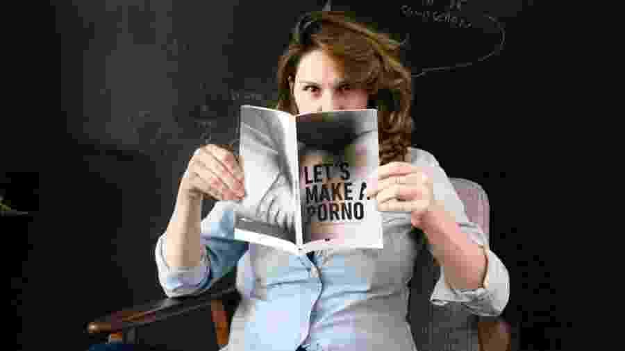 Erika Lust é uma das pioneiras do argumento feminino em filmes pornô no mundo - Divulgação