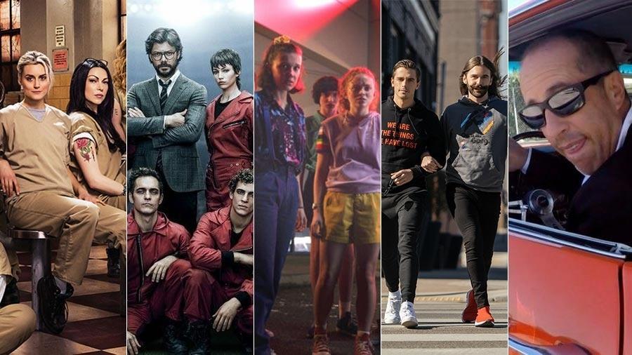 Séries aguardadas estreiam em julho na Netflix - Divulgação