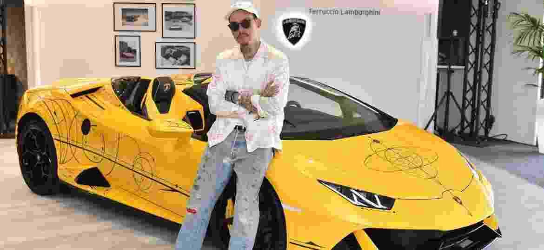 Huracan Evo Spyder personalizada por Dr. Woo custa R$ 3,5 milhões - Divulgação