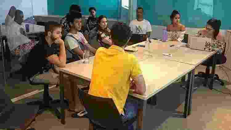 O Comitê da Diversidade faz reuniões semanais na Sanar - Reprodução/Instagram