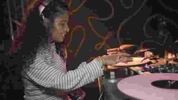DJ Sophia se apaixonou pela música logo cedo - Reprodução