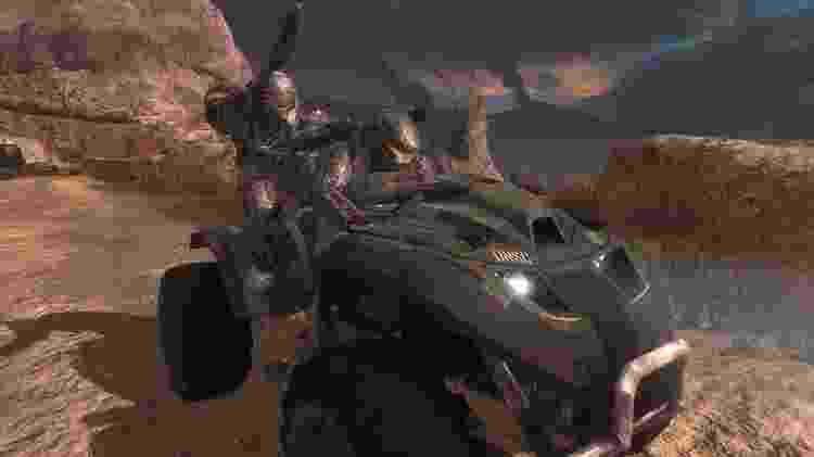 Halo Reach Artigo Multiplayer 3 - Reprodução - Reprodução