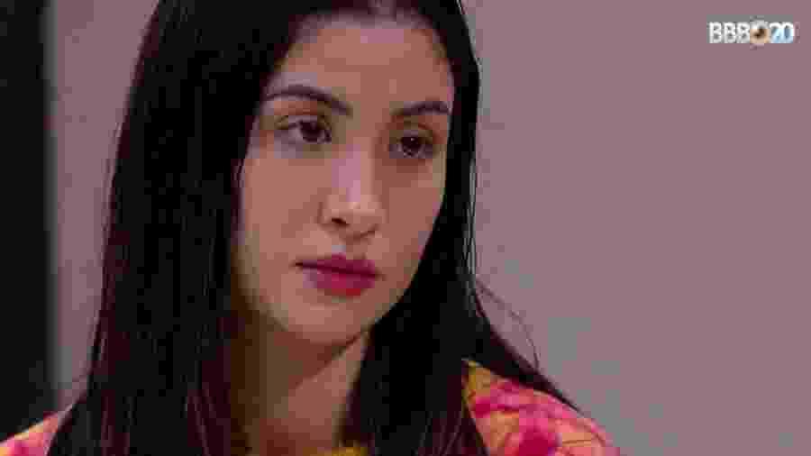 Bianca conversa com Guilherme sobre brothers - Reprodução/GlobosatPlay