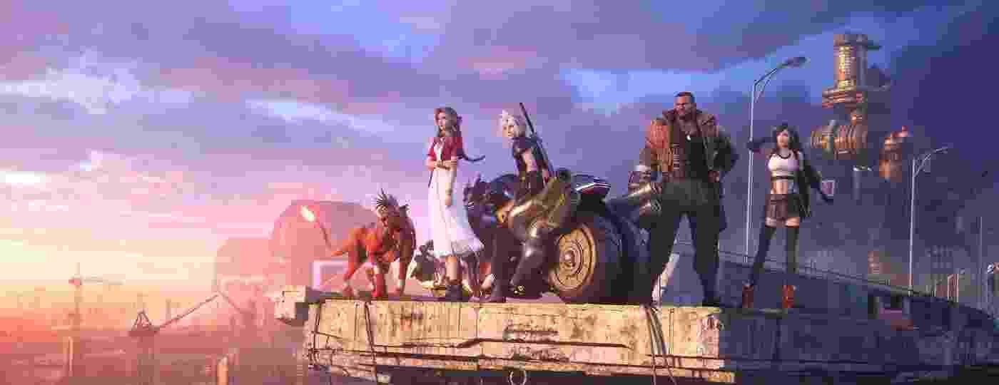Não é sonho, Final Fantasy VII Remake finalmente será lançado - Divulgação/Square Enix