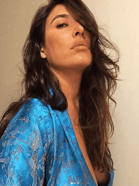 Giselle Itié falou sobre relacionamento em live - Reprodução/Instagram/@gitie