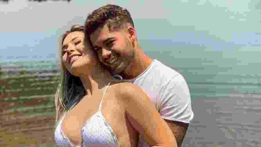 O sertanejo espera o primeiro filho com Virginia Fonseca - Reprodução/Instagram @virginia