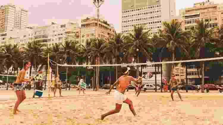 Beach Tennis - iStock - iStock