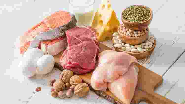 alimentos fonte de proteínas - iStock - iStock