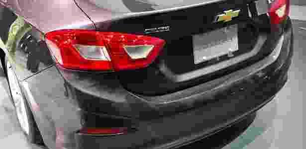 Nova geração do Chevrolet Cruze americano - Eugênio Augusto Brito/UOL - Eugênio Augusto Brito/UOL