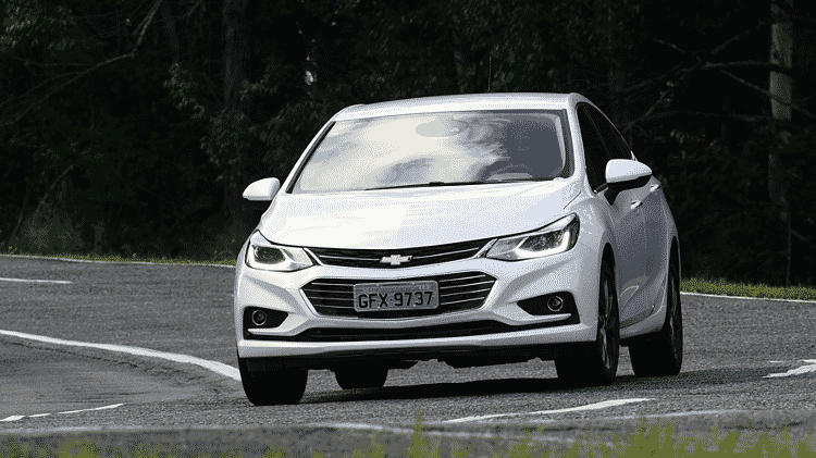 Chevrolet Cruze - Murilo Góes/UOL - Murilo Góes/UOL