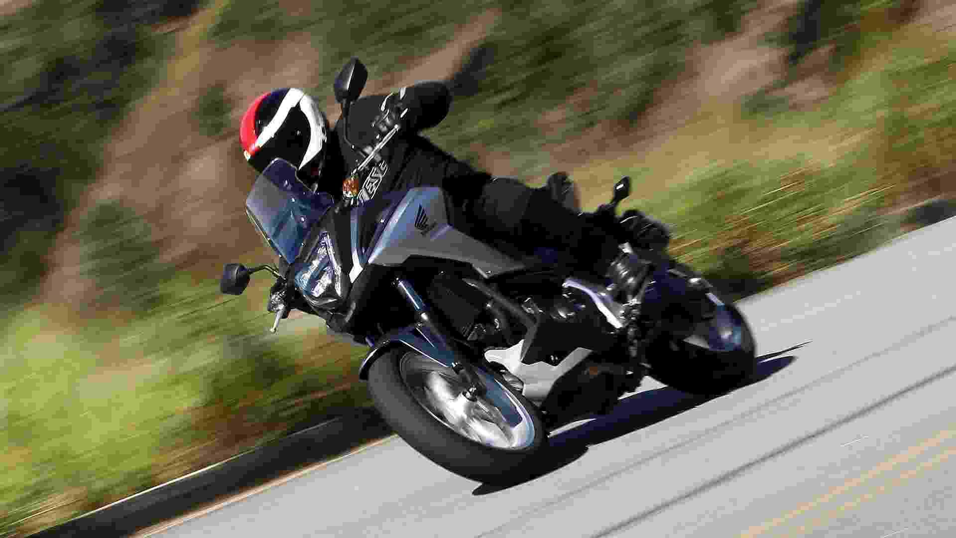 Honda NC 750X - Mario Villaescusa/Infomoto