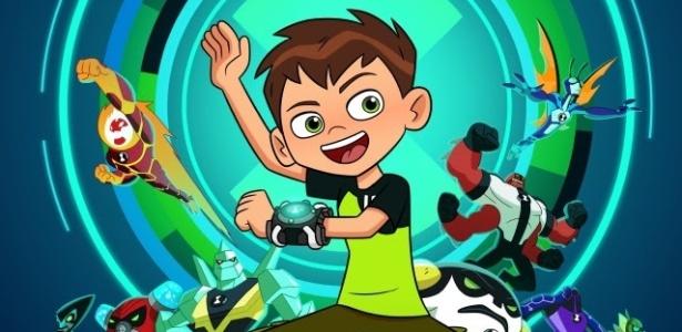 """Novo """"Ben 10"""", lançado pelo Cartoon Network durante a San Diego Comic-Con 2016 - Divulgação/Cartoon Network"""