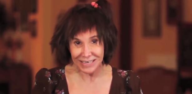 Florinda Meza revive a personagem Chimoltrúfia em vídeo - Reprodução/YouTube