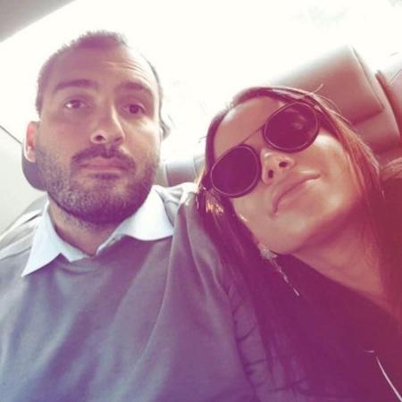 Johnny Shahidi com Anitta no Rio  - Reprodução/Instagram/@Johnny