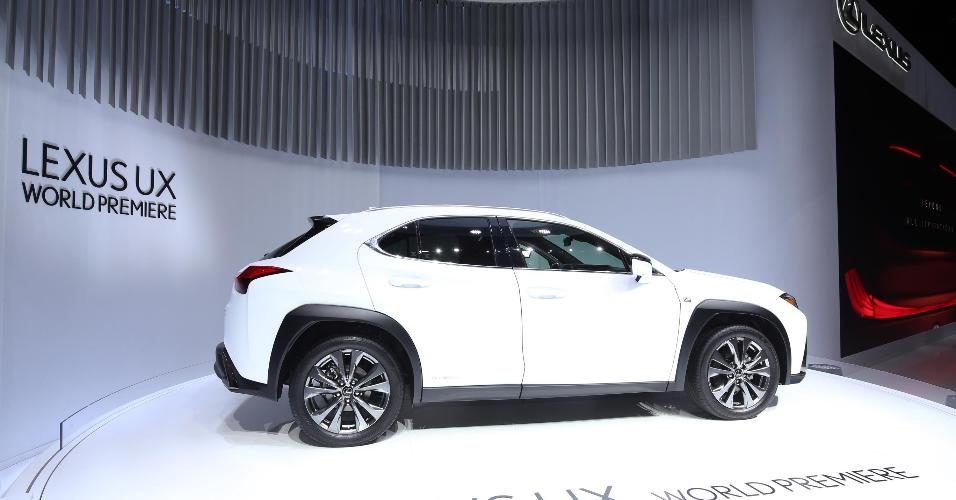 Lexus UX 250 2019