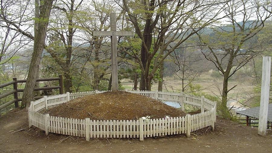 O túmulo que seria de Jesus Cristo fica na vilarejo japonês de Shingo - Thor Hestnes/creativecommons.org/licenses/by/3.0/deed.en