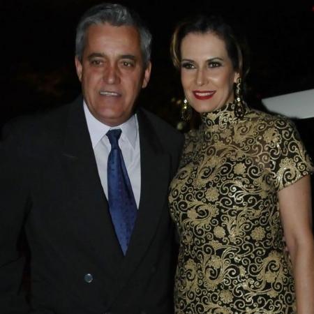 Patrícia e Mauro Naves - AgNews