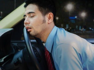Sono ao volante - iStock - iStock