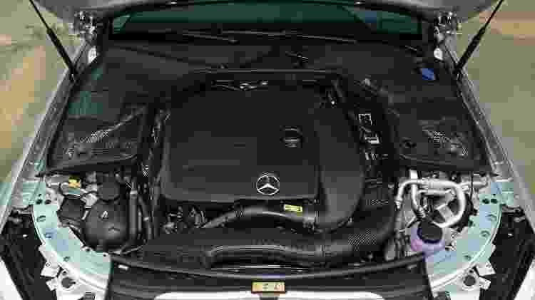 O motor 1.5 turbo twinscroll de 184 cavalos é complementado por sistema motor/alternador/conversor de 10 kW - Murilo Góes/UOL