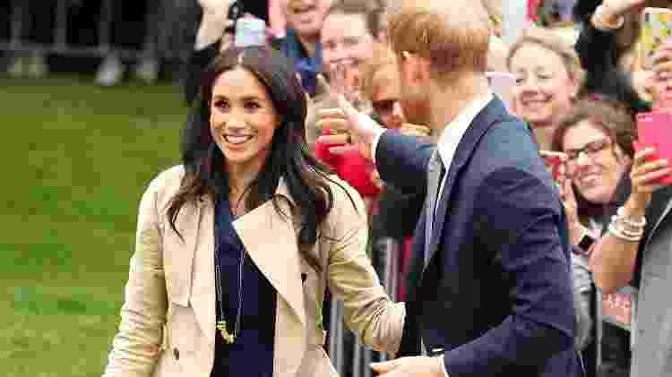 Colar Meghan - Getty Images - Getty Images