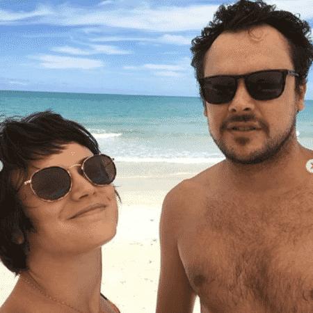 Bianca Bin e Sérgio Guizé na Bahia - Reprodução/Instsaagraam