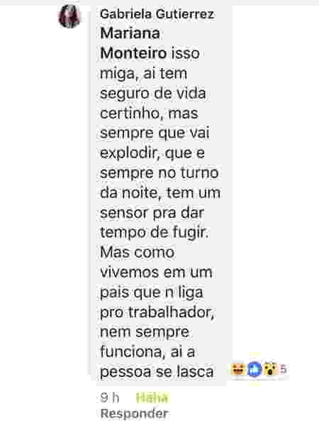 Mariana 2 - Reprodução/Facebook - Reprodução/Facebook