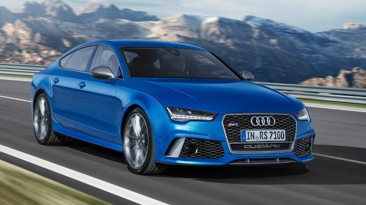 Audi RS7 Sportback -  -