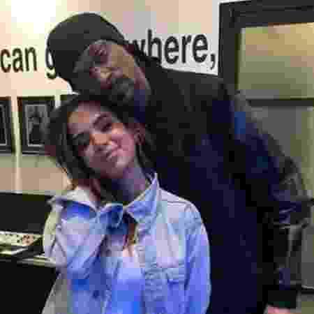 Anitta e Snoop Dogg - Reprodução/Instagram