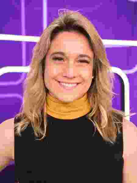 """Fernanda Gentil é uma das apresentadoras do """"Se Joga"""" - Divulgação/Victor Pollak/Globo"""