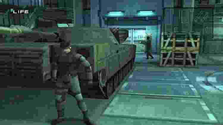 Metal Gear Solid  - Divulgação - Divulgação