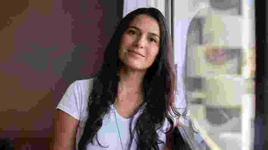 A pesquisadora Natalia Mota, da UFRN - Rebeca Figueiredo/Divulgação