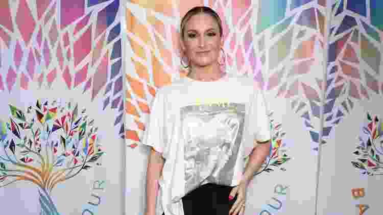 Claudia Leitte no camarim da Marina da Gloria - Roberto Filho/ Brazil News - Roberto Filho/ Brazil News