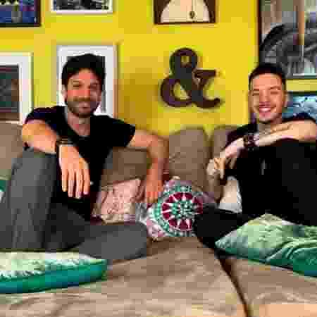 Marco Antonio Gimenez em entrevista para o canal de Bruno de Simone - Reprodução/YouTube