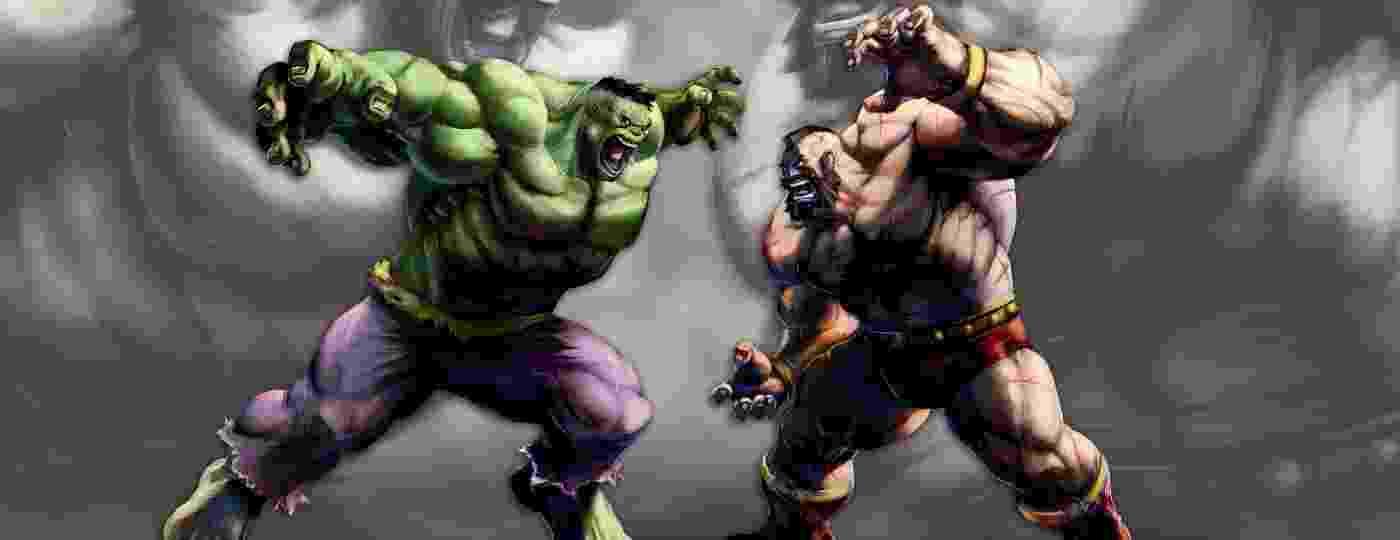 Hulk x Zangief, quem leva a melhor? - Divulgação