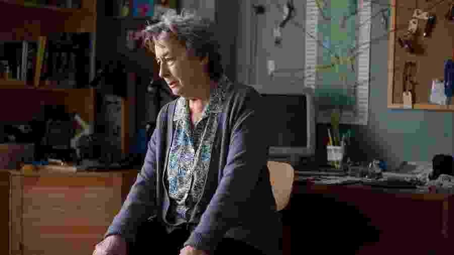 """Zoe Caldwell em cena de """"Tão Forte e Tão Perto"""" (2011) - Divulgação/IMDb"""