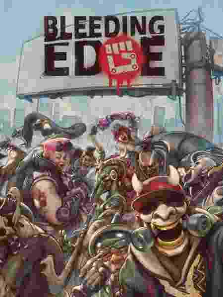 Bleeding Edge - Reprodução - Reprodução