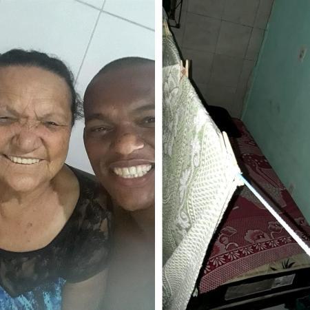 Joseildo da Silva faz plantões de 24 horas em uma UPA de Campina Grande - Arquivo pessoal