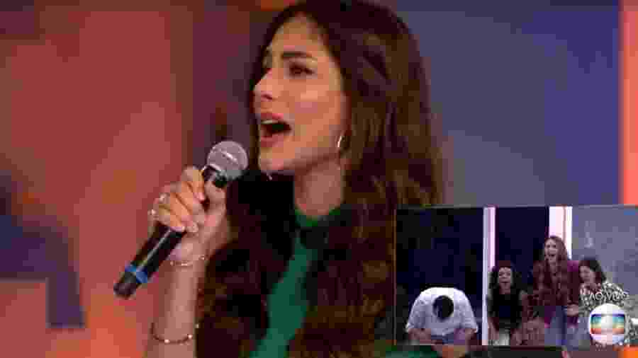 Mari foi eliminada do BBB 20 num paredão com 359 milhões de votos, o quarto maior da história do programa - Reprodução/TV Globo
