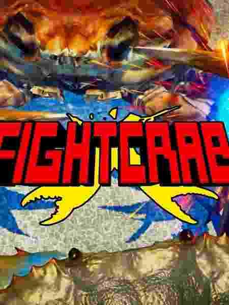 Fight Crab cover art - Reprodução/Twitter - Reprodução/Twitter