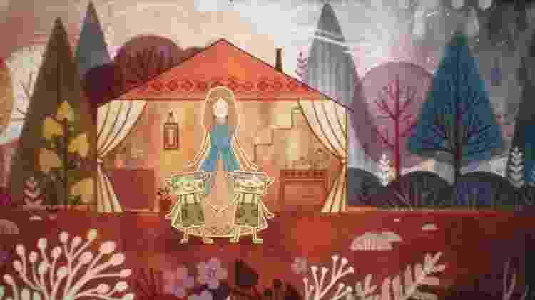 Tell Me Why contos de fada goblins - Reprodução/Thaime Lopes - Reprodução/Thaime Lopes