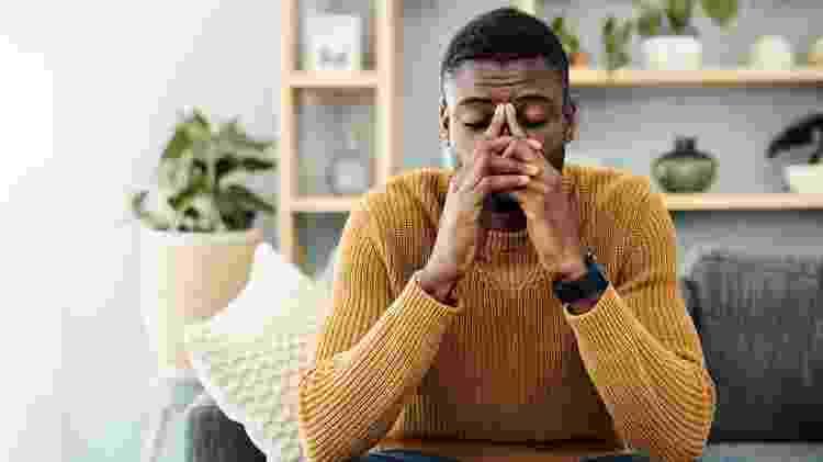 estresse; ansiedade - iStock - iStock