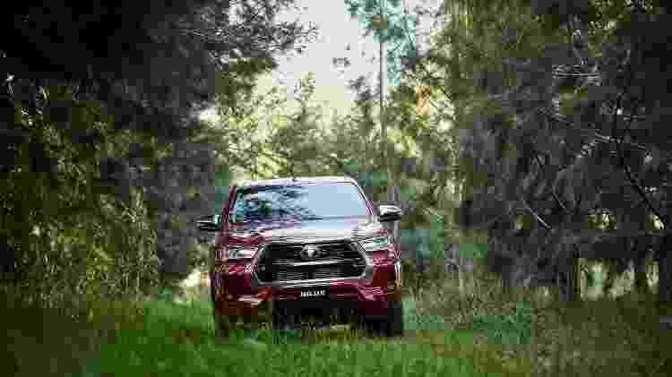 Toyota Hilux - Divulgação - Divulgação