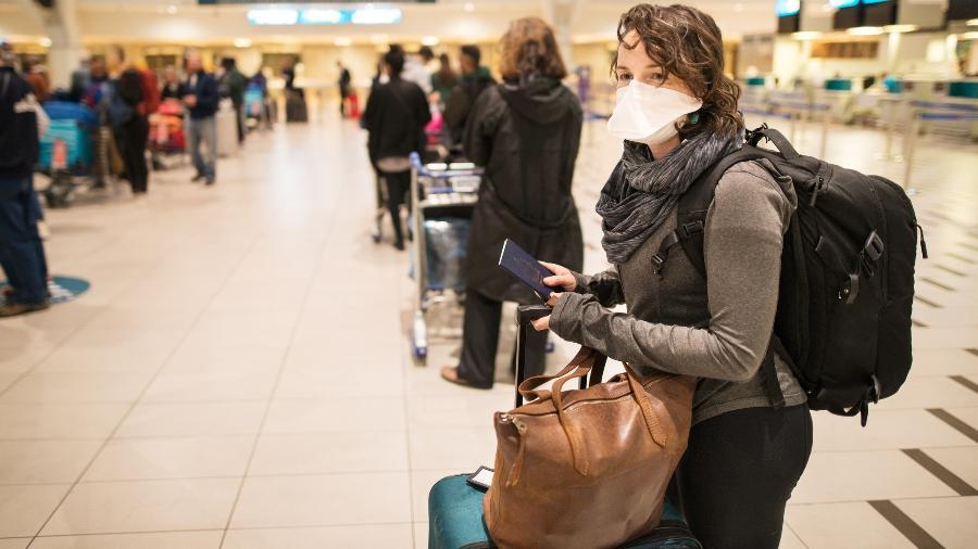 Pessoas que transitaram pelo Brasil nos últimos 14 dias também estão proibidas de entrar na Itália - Getty Images