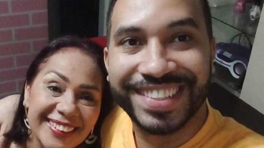 Jacira e Gilberto - Reprodução/Instagram