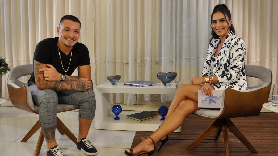 """MC Gui fala de Karol Conká no """"Sensacional"""" - Divulgação"""